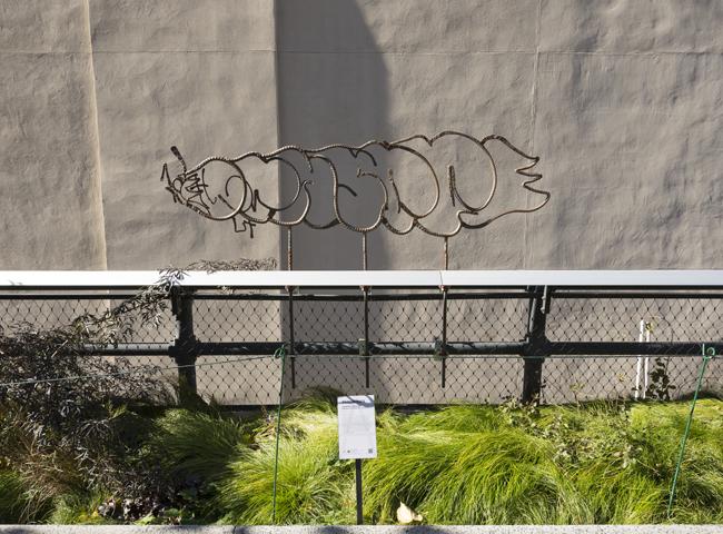 Damián Ortega | Talking Wall