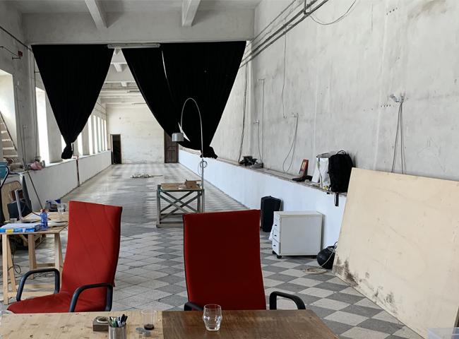 Studio Bellotti - Andrea Masu | Gruppo il Pavone | Claudia Di Gangi