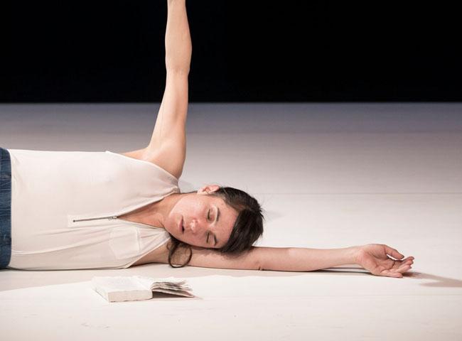 MASTERCLASS E PERFORMANCE EXTENSIONS di Yasmine Hugonnet